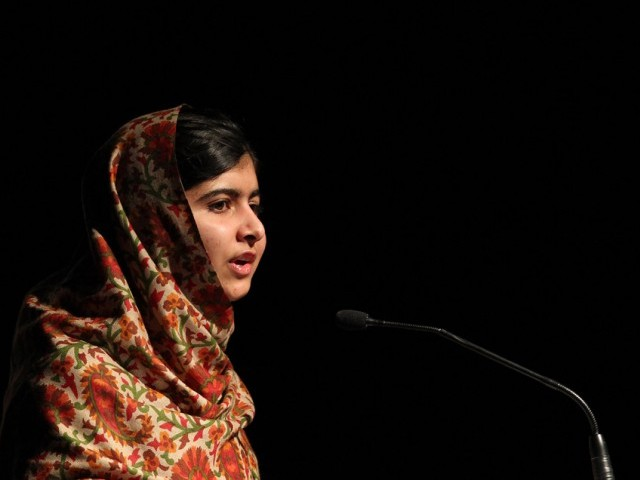 Malala personifies the leaps of faith needed, and the valour possible, to chart a way out of the fog of war we find ourselves in. PHOTO: AFP/FILE