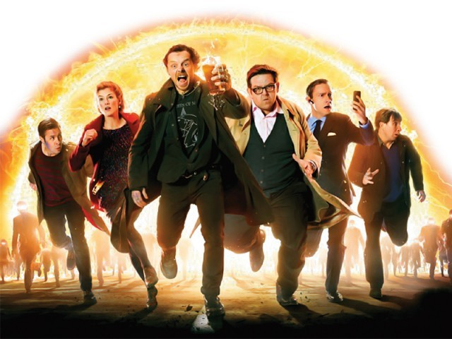 The World's End takes you through a journey you wish you had taken.