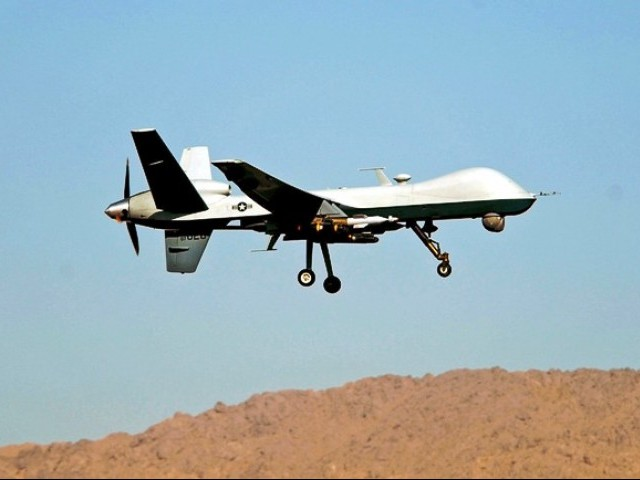 Pakistan has confirmed that of some 2,200 people killed by drone strikes in the past decade, at least 400 were civilians. PHOTO: AFP/FILE