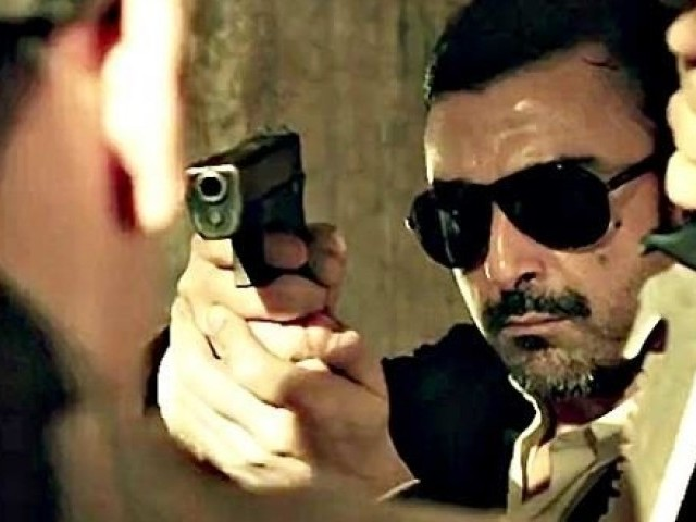 Waar breaks local box-office records by earning Rs42.6 million in just three days of Eid. PHOTO: FILE
