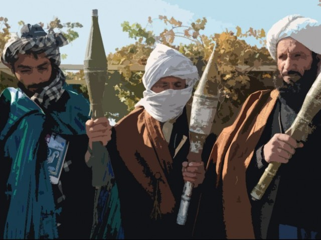 East Turkemanistan Islamic Movement (ETIM), Islamic Movement of Uzbekistan (IMU) and Islamic Jihad Union (IJU) are now banned in Pakistan. PHOTO: AFP/FILE