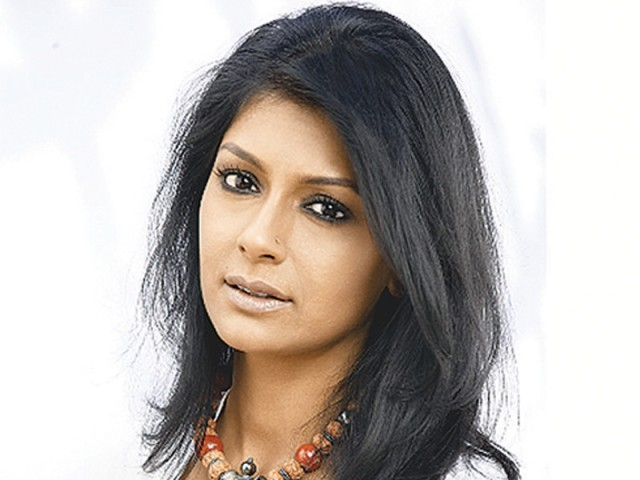 "The new poster girl of the ""Dark is Beautiful"" campaign, Nandita Das believes whitening cream developers did not create Indians' colour bias and insecurities, but have ""cashed in"" on it. PHOTO: FILE"