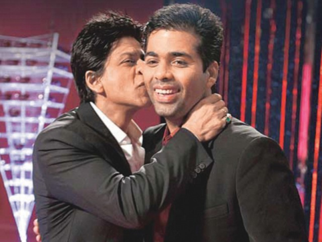 Karan Johar feels SRK is the finest actor ever. PHOTO: FILE