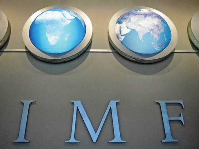 IMF appreciated the progress on achieving the performance criteria, indicative target and structural benchmark agreed for the first quarter of EFF. PHOTO: REUTERS