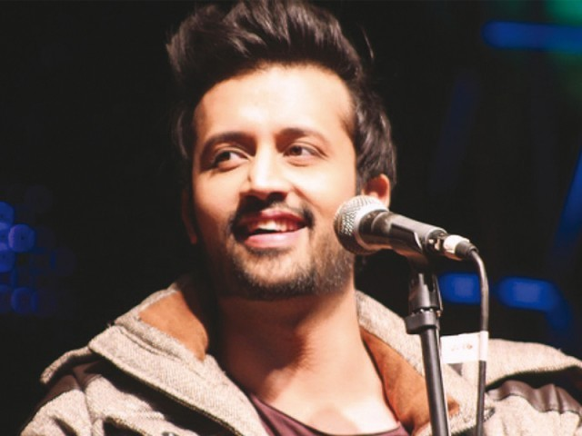 Atif Aslam declined being on the Pakistan Idol judges panel. PHOTOS: FILE