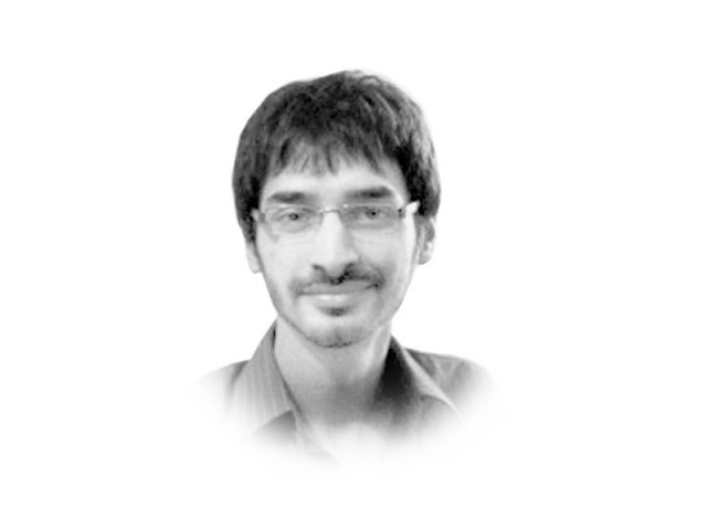 The writer is Web Editor of The Express Tribune and tweets @Jhaque jahanzaib.haque@tribune.com.pk