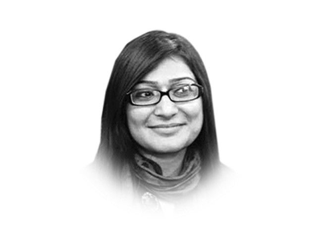 The writer is a director at the Digital Rights Foundation and tweets @nighatdad