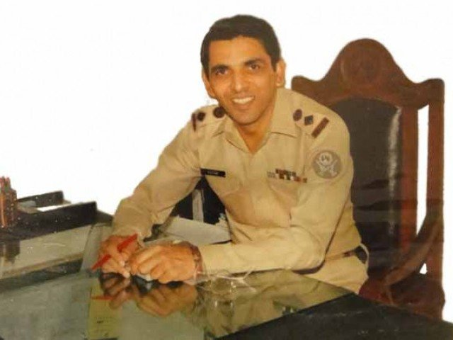 One can forgive Kayani if he decides to finally familiarize himself with the snooze button on his alarm clock today. PHOTO: ISPR FOR THE EXPRESS TRIBUNE