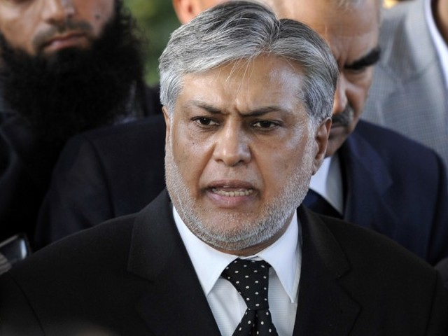 Ishaq Dar unanimously elected chairman of electoral reforms committee