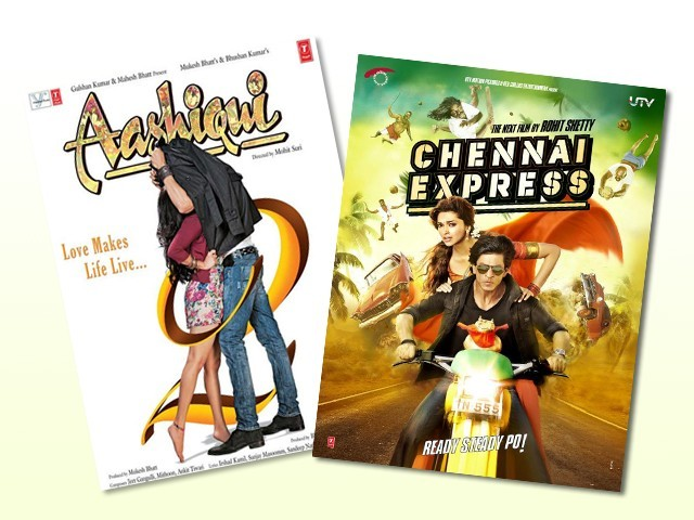 Aashiqui 2, Chennai Express among the top searches in Pakistan for 2013. PHOTO: PUBLICITY