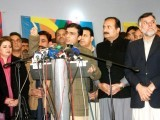 MNA Hamza Shahbaz addressed the ceremony.