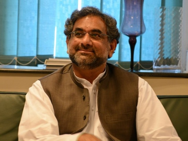 Petroleum and Natural Resources Minister Shahid Khaqan Abbasi says prices of gas will not be increased for domestic consumers. PHOTO: AFP/FILE