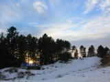 A beautiful view of Malam Jabba. PHOTO: FAZAL KHALIQ