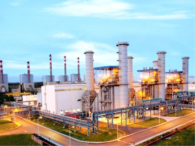 The combined cycle power plant located in Korangi. PHOTO: FILE