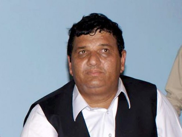 Advisor to the Prime Minister Amir Muqam. PHOTO: INP