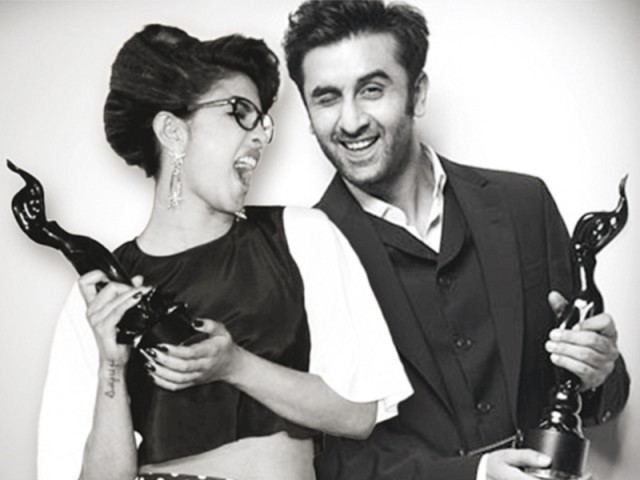 Hotties Priyanka Chopra and Ranbir Kapoor will be hosting the show.