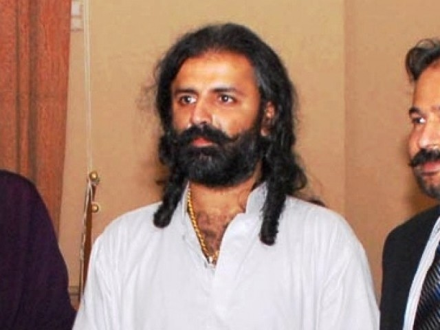 Shahzain Bugti. PHOTO: ONLINE