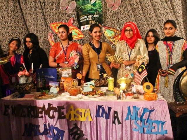 Definition Essay Paper File Photo Of Stalls At Global Village In Islamabad Photo Muhammad Javaid Synthesis Essay also Essay Examples English Global Village  Students To Join Volunteer Programmes  The  Business Essay Structure