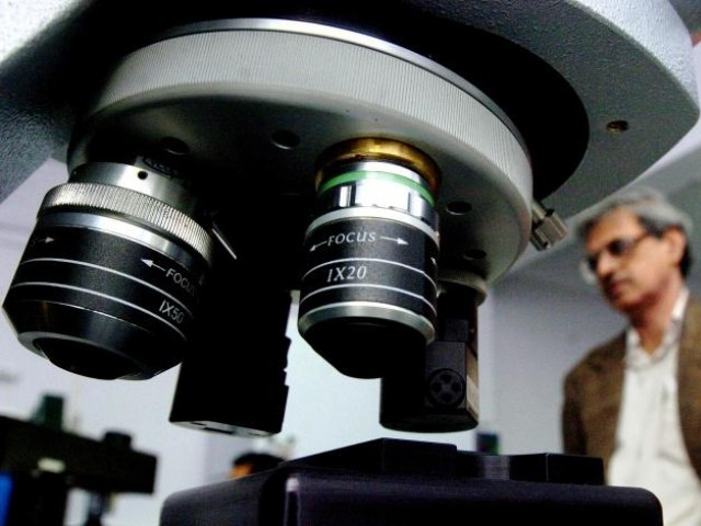 The Pakistan Foundation for Nanotechnology would formulate five and 10-year plans for nanotechnology. PHOTO: AFP/FILE