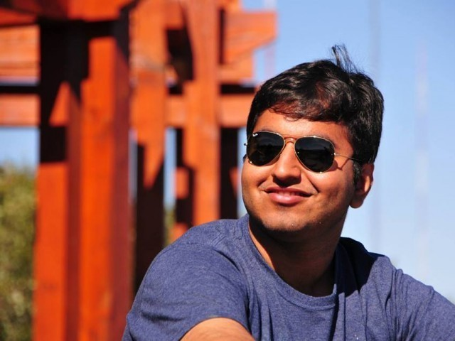 Muhammad Shahzaib Bajwa, 20, was spending a semester in an exchange programme at the University of Wisconsin-Superior. PHOTO: SUPPORT FOR SHAHZAIB BAJWA FACEBOOK PAGE