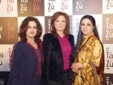 Mona Shah, Samina Khan and Anila Satti. Adnan Khalid and Wahaj Aslam launch the restaurant Tai Zu in Islamabad. PHOTOS COURTESY REZZ PR AND EVENTS