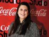 Selina Rashid Khan. Coca-Cola announces the return of Coke Studio in Lahore. PHOTOS COURTESY FAISAL FAROOQUI AND HIS TEAM AT DRAGONFLY