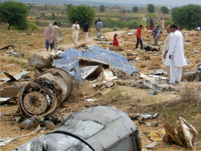 """Even after the compensation, the airline will have to prove the incident did not take place due to their fault,"" Petitioner's lawyer Muhammad Wasi Khan Yousufzai.  PHOTO: AFP"