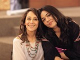 Aliya and Kiran. Aliya Chinoy launches her album Almost Dawn in Karachi. PHOTOS COURTESY IDEAS EVENTS PR