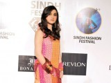 Jia. Sindh festival holds a fashion festival in Karachi. PHOTOS COURTESY TAKEII