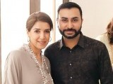 Maheen Karim and Nubain Ali. Lala Textiles and Fashion Pakistan Council host a lunch to celebrate the start of Fashion Pakistan Week 6 at Café Aylanto, Karachi. PHOTOS COURTESY LOTUS PR