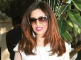 Sarah Gandapur. Sarah and Mariam Gandapur host a brunch at the Patio restaurant, Lahore.