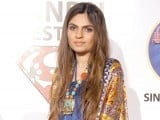 Shehla Chatoor. Sindh festival holds a fashion festival in Karachi. PHOTOS COURTESY TAKEII