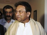 Former military ruler Pervez Musharraf. PHOTO: REUTERS