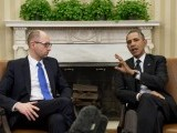 barack-obama-ukraine-prime-minister-arseniy-yatsenyuk-white-house-crimea-photo-afp