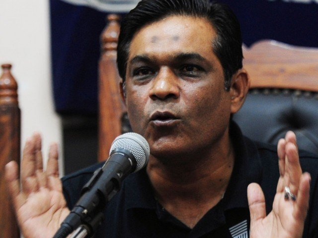 Rashid Latif. PHOTO: AFP