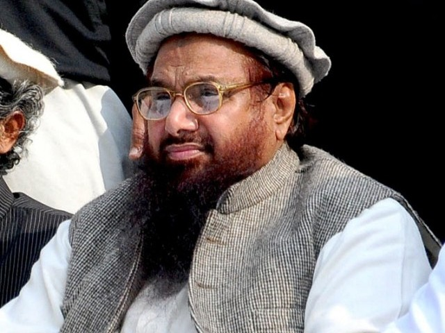 Jamatud Dawa chief Hafiz Muhammad Saeed. PHOTO: EXPRESS
