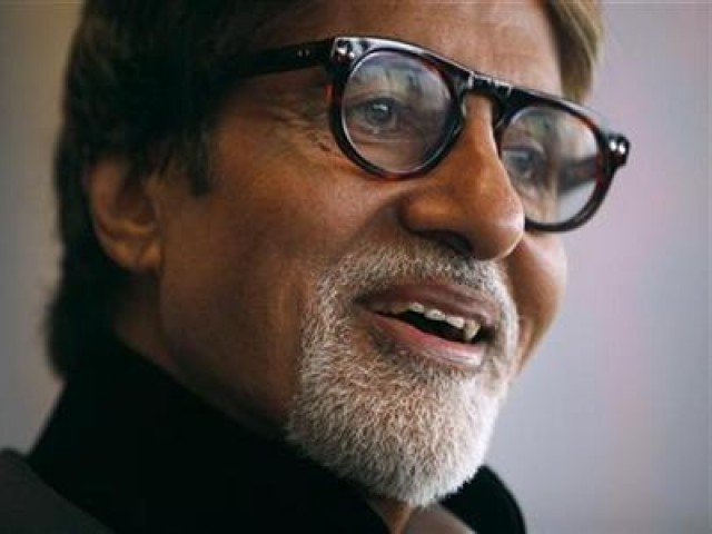 Amitabh's larger-than-life persona has earned him the status of an unprecedented icon for the public. PHOTO: REUTERS/FILE