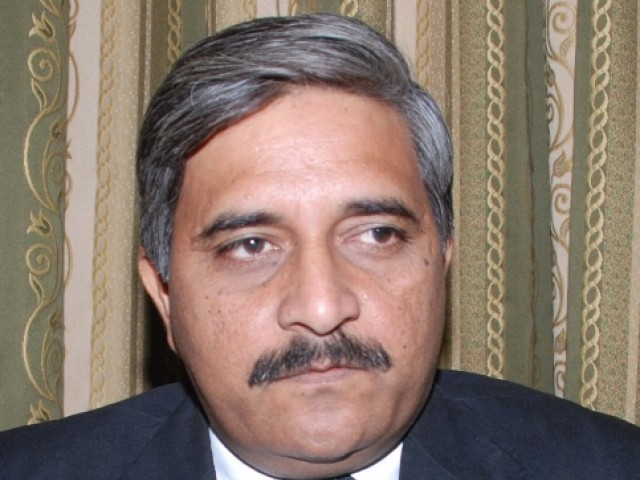 Advocate Rashid Rehman was shot thrice. PHOTO: EXPRESS/FILE
