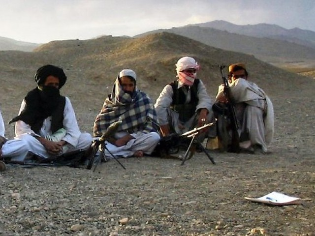 The Afghan government and Nato have not yet responded to the Taliban's announcement. PHOTO: AFP/FILE