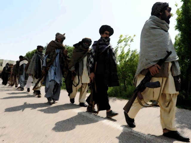 The move is aimed at ending infighting between TTP factions. PHOTO: AFP/FILE