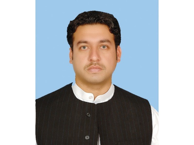 Pakistan Tehreek-e-Insaf lawmaker Qaisar Jamal Khan. PHOTO: FILE