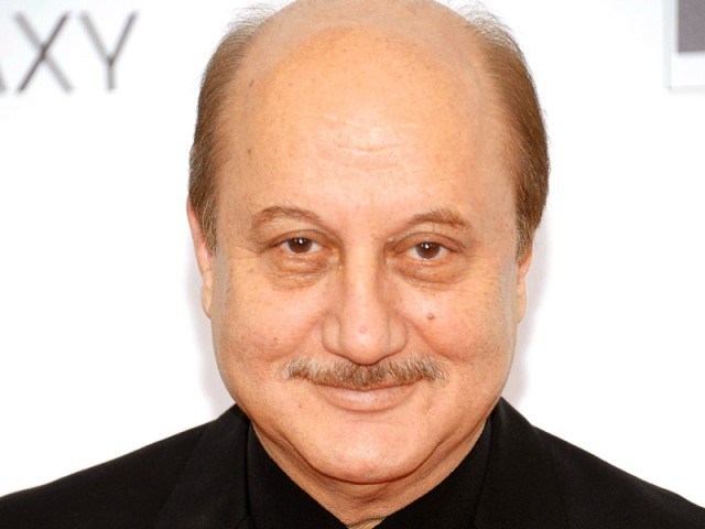 Anupam shared that television is a medium close to his heart and developing and hosting The Anupam Kher Show — Kucch Bhi Ho Sakta Hai is like a homecoming. PHOTO: FILE