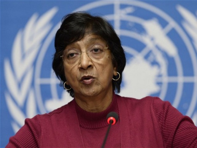 The UN Committee called on Pakistan to attend to the limitations of the criminal law and abolish all requirements under which the perpetrators of Honour killing are are allowed to escape the penalty. PHOTO: AFP