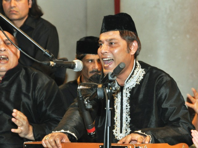 The translation was launched Monday evening, with a symposium chaired by journalist Syed Talat Hussain and a qawwali performance by the Hussain brothers. PHOTOS: PUBLICITY