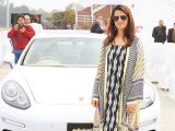 Ansa Hasan. Porsche Pakistan sponsors the National Polo Open for the Quaid-e-Azam Gold Cup 2014 in Lahore. PHOTOS COURTESY PORSCHE PAKISTAN
