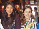Shanaz Ramzi, Marriam. Tgi Fridays Reopens  In Karachi. PHOTOS COURTESY XENITH PR