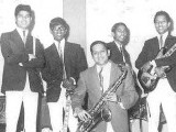 The Drifters. PHOTOS COURTESY GOANS OF PAKISTAN