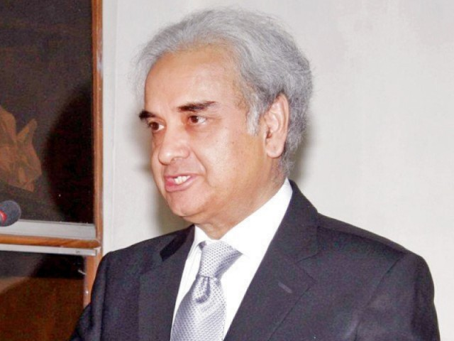Justice Nasirul Mulk. PHOTO: FILE