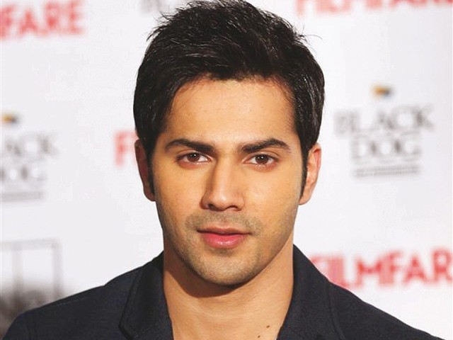Varun, who is now three films old, is younger than most of his contemporaries. PHOTO: FILE