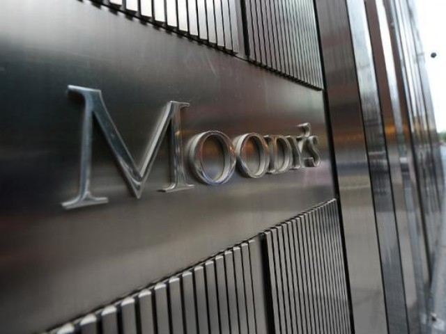 The decision was taken primarily based on the stabilization in the country's external liquidity position, said Moody's.  PHOTO: AFP/FILE